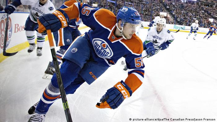 Leon Draisaitl (picture-alliance/dpa/The Canadian Press/Jason Franson)