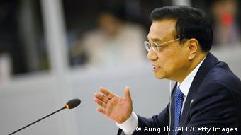 ASEAN Gipfel in Myanmar Li Keqiang 13.11.2014