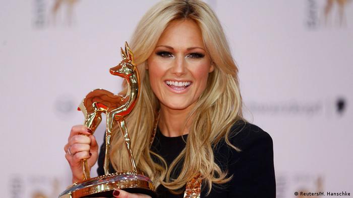 Bambi-Verleihung 2014 Helene Fischer