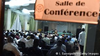 Burkina Faso Einigung in Ouagadougou Konferenz