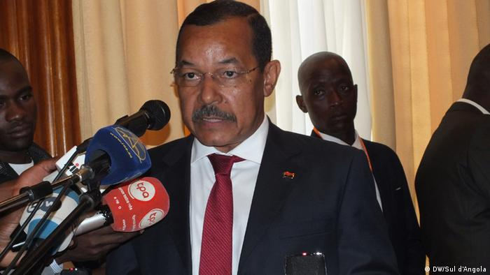 Rui Ferreira, antigo juíz-presidente do Tribunal Supremo de Angola