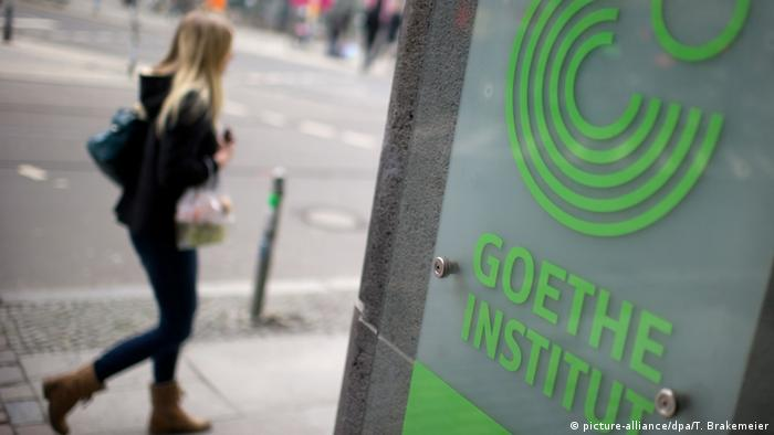 Goethe Institut in Berlin (picture-alliance/dpa/T. Brakemeier)