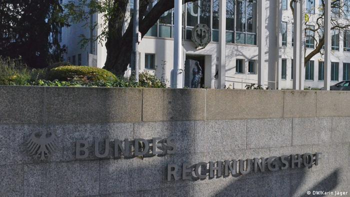 Reportage Bundesrechnungshof