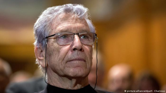 Amos Oz (picture-alliance/dpa/C. Charisius)