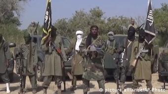 Boko Haram Kämpfer Foto: AP