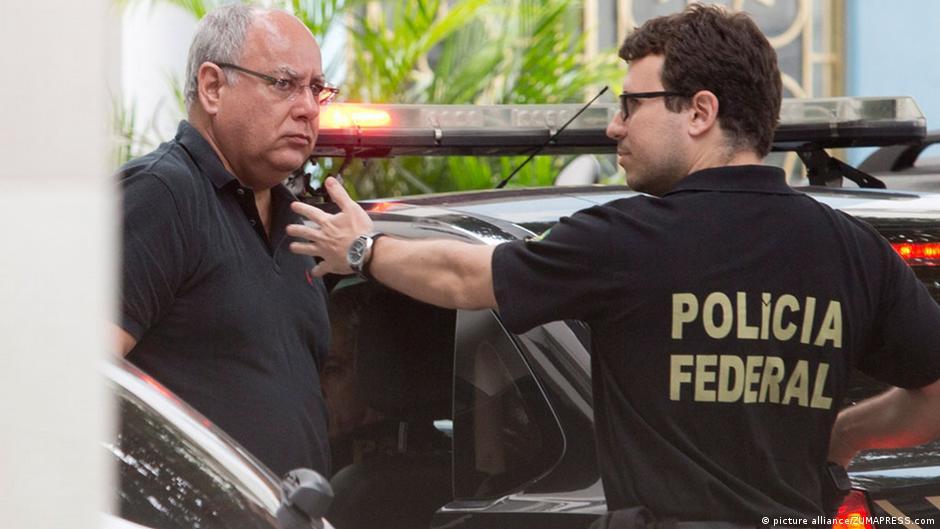 Polícia Federal deflagra décima fase da Operação Lava Jato | DW | 16.03.2015