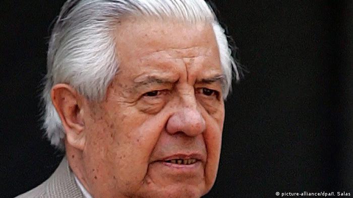 Manuel Contreras, exjefe de la Dirección de Inteligencia Nacional (DINA).