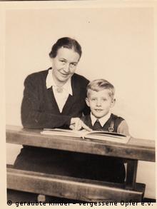 geraubte Kinder – vergessene Opfer Herman Lüdekind alias Roman Roszatowski