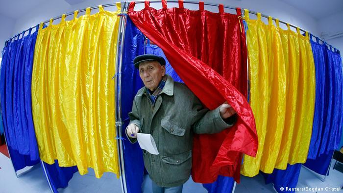Präsidentschaftswahlen in Rumänien 16.11.2014