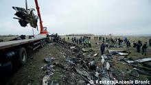 Bergung der Wrackteile von Flug MH17 in der Ostukraine 16.11.2014