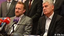Koalitionsverhandlungen in Bosnien und Herzegowina