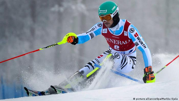 FIS Alpine Skiing World Cup in Levi Finnland - Felix Neureuther 16.11.2014