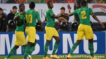 Africa Cup of Nations 2014 - Senegal vs. Ägypten