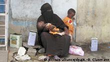 Flüchtlingssituation im Jemen