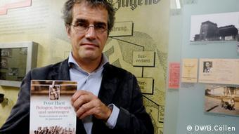 Der Autor Peter Hartl