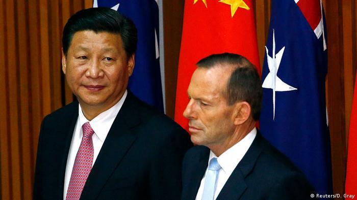 China und Australien schließen Freihandelsabkommen 17.11.2014