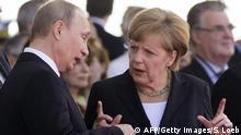 Merkel mit Purin Archiv Juni 2014