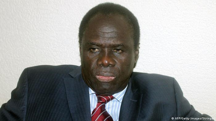 Michel Kafando, Presidente de transição no Burkina Faso