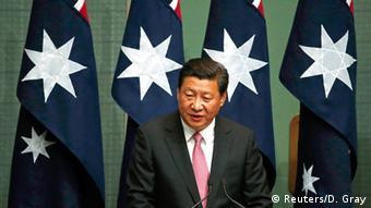 Xi Rede im australischen Parlament 17.11.2014