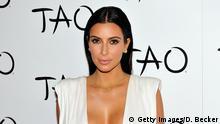 Kim Kardashian Archiv 25.10.2014 Las Vegas