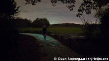 Niederlande Van Gogh-Roosegaarde Fahrradweg