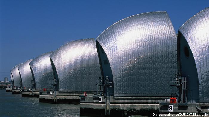 Flutschutzwehr der Themse