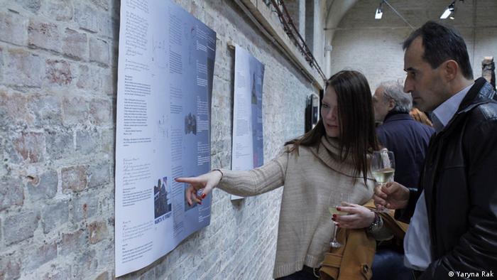 Виставка Through Maidan and Beyond у Відні