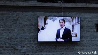 Себастьян Курц записав відео-звернення з нагоди відкриття виставки