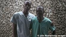 Liberia Ebola Überlebende