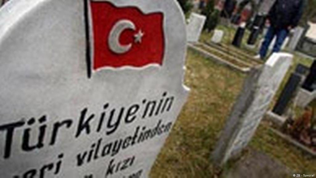 المسلمون في ألمانيا شركات تساعد على تنظيم دفن موتاهم في مقابر