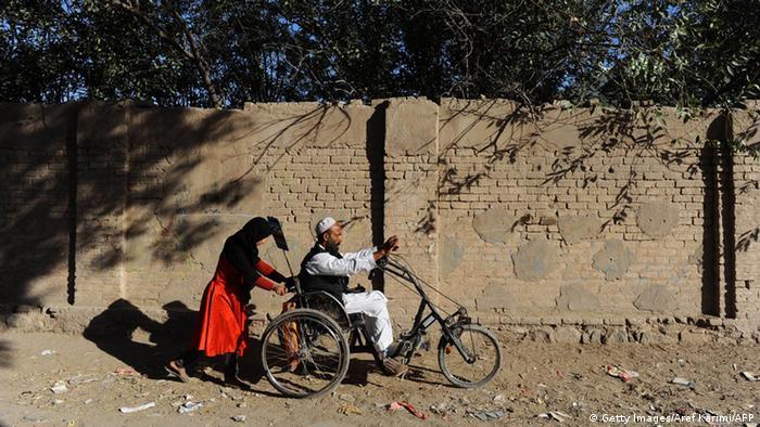 Bildergalerie Kinderarmut Afghanistan