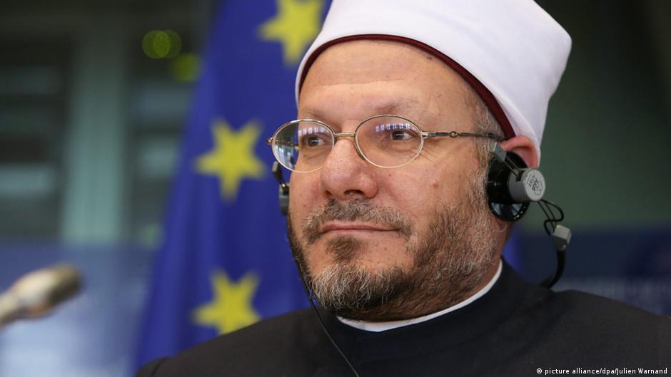 مفتي مصر يحذر شارلي إيبدو من نشر رسوم جديدة مسيئة للنبي محمد   DW   13.01.2015
