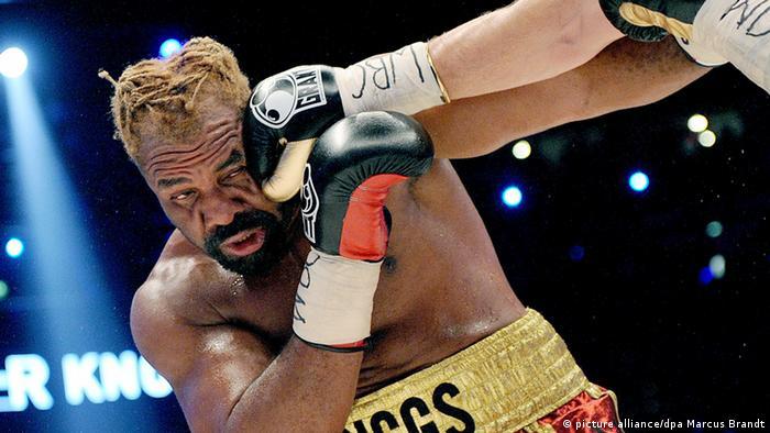 Boxer Shannon Briggs