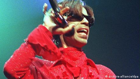 Popstar Prince The Artist