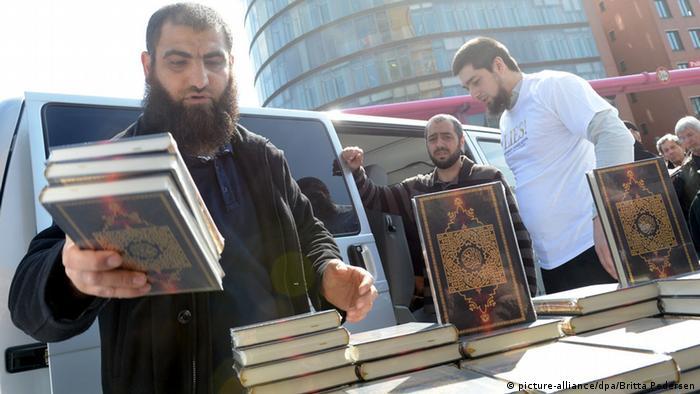 Bildergalerie Islamismus in Deutschland