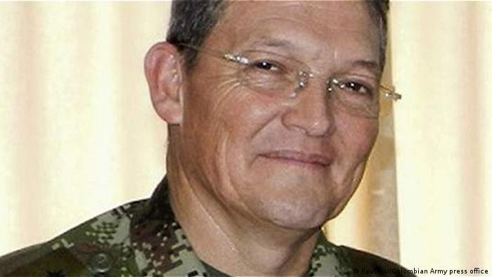 General Ruben Alzante