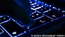 Symbolbild Internet Spionage