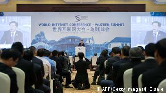 China World Internet Conference 19.11.2014 Lu Wei