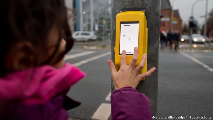 Streetpong: pasatiempo para peatones