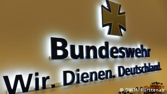 Ursula von der Leyen Eröffnung Showroom der Bundeswehr 19.11.2014