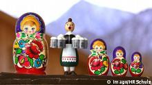 Symbolbild Deutschland Russland Freundschaft