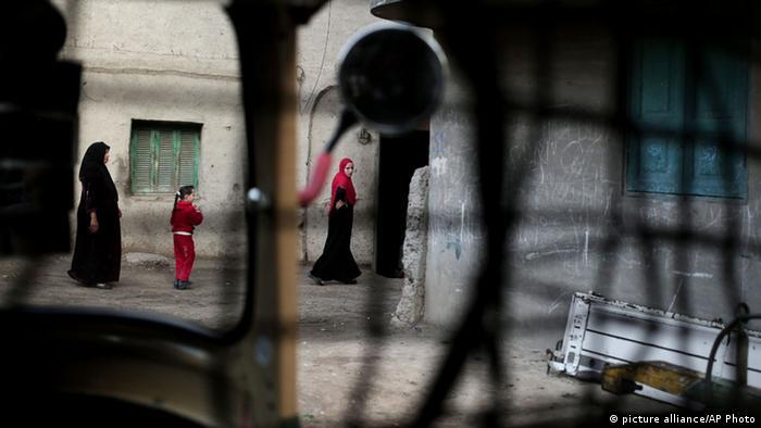 Ägypten Sohair el-Batea (picture alliance/AP Photo)