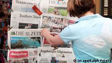 Symbolbild Deutschland Medien