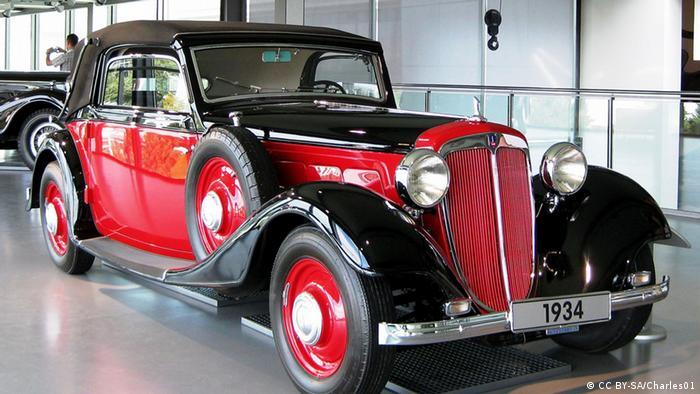 Audi Front UW 220
