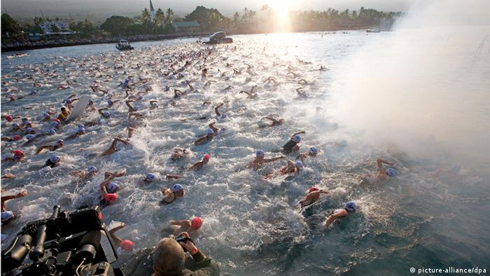 Ironman auf Hawaii