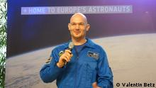 Alexander Gerst Köln Science and technology results from the International Space Station