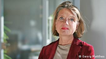 Barbara Wesel (Foto: Georg Matthes)