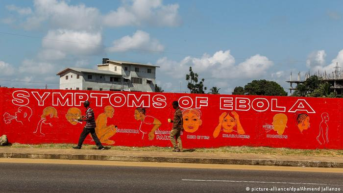 中国援建利比里亚埃博拉诊疗中心落成(图)