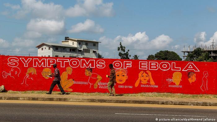 Liberia Ebola Info Wand Symptome