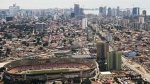 Angola Luanda Skyline